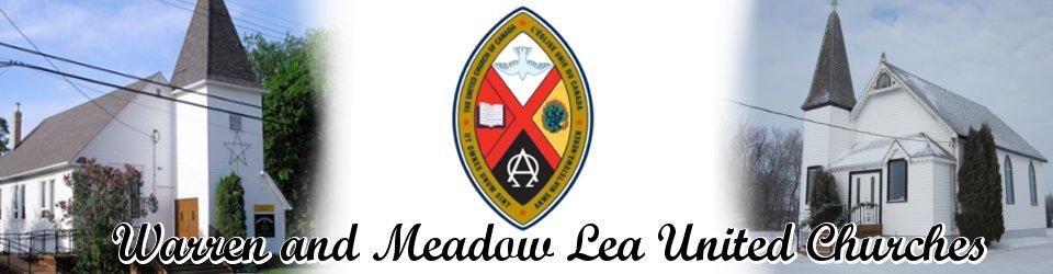 Warren and Meadow Lea United Churches